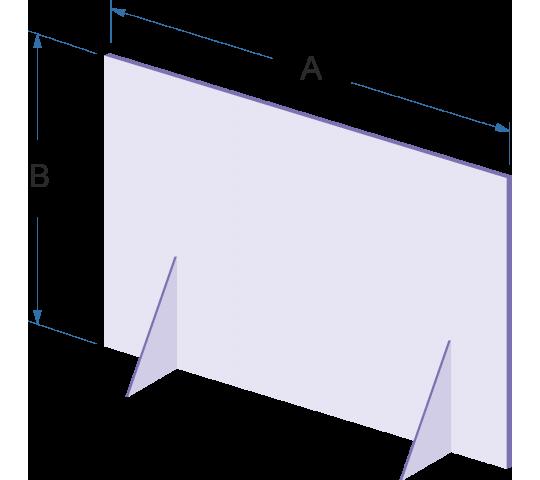 mampara-transparente-mostrador-doble-pie