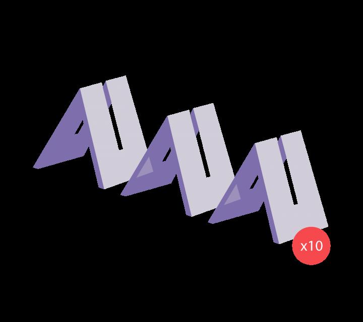 soporte-pie-pajarita-mampara-10u