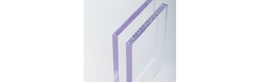 Planches en méthacrylate extrudé sur mesure | Muchoplastico.com