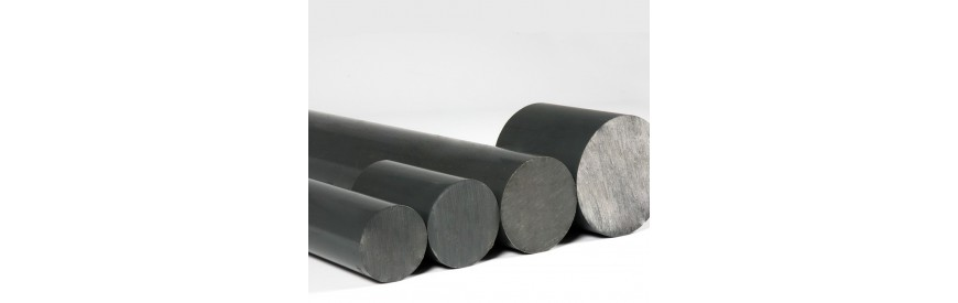 Polyamide 6 MO / Nylon noir | Muchoplastio.com